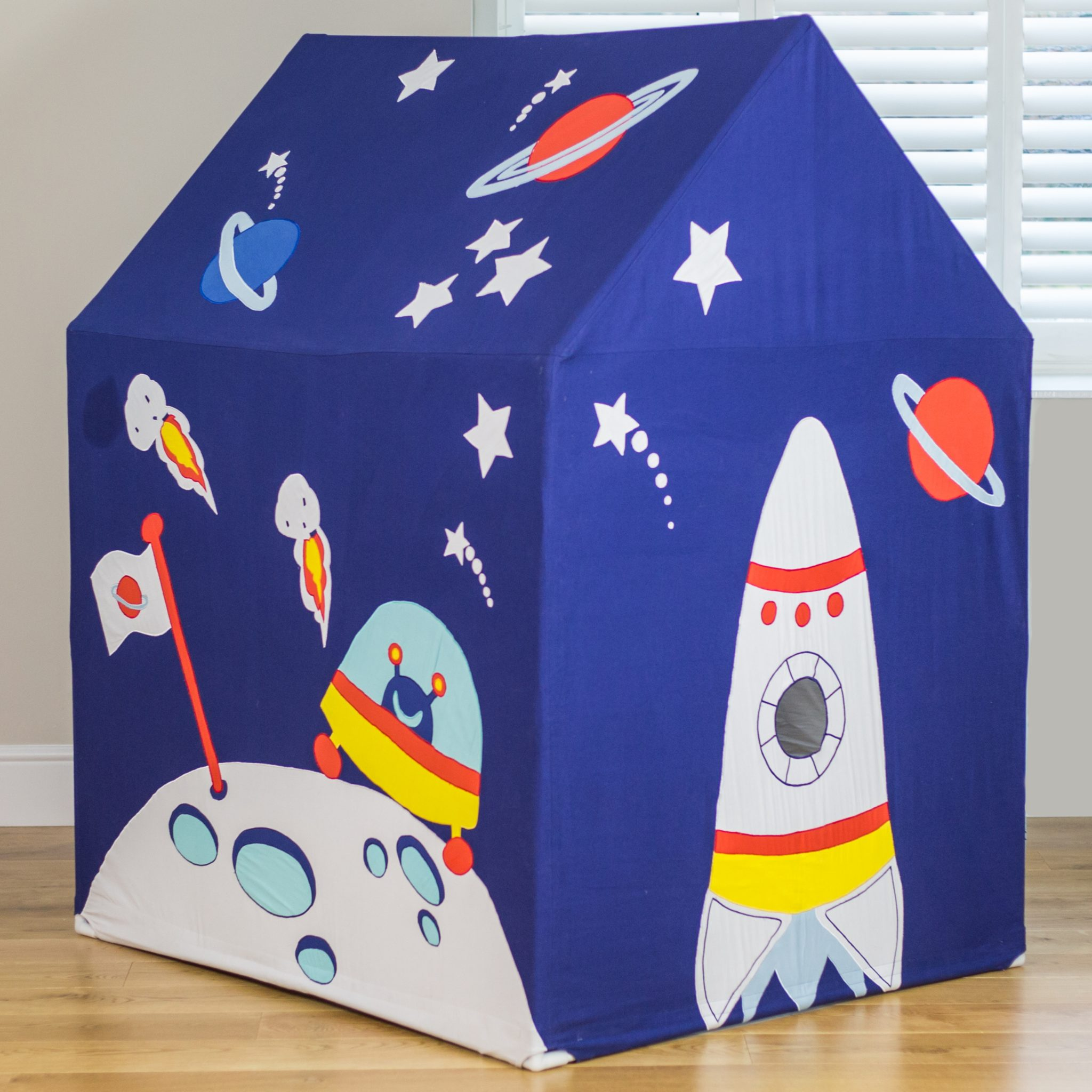 Kiddiewinkles Kids Personalised Outer Space And Rocket