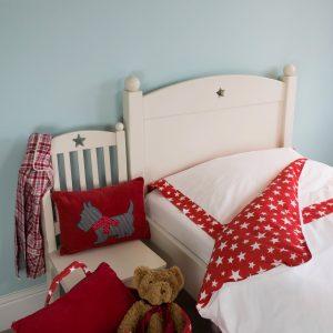 Kiddiewinkles Personalised Children's Bedding Set