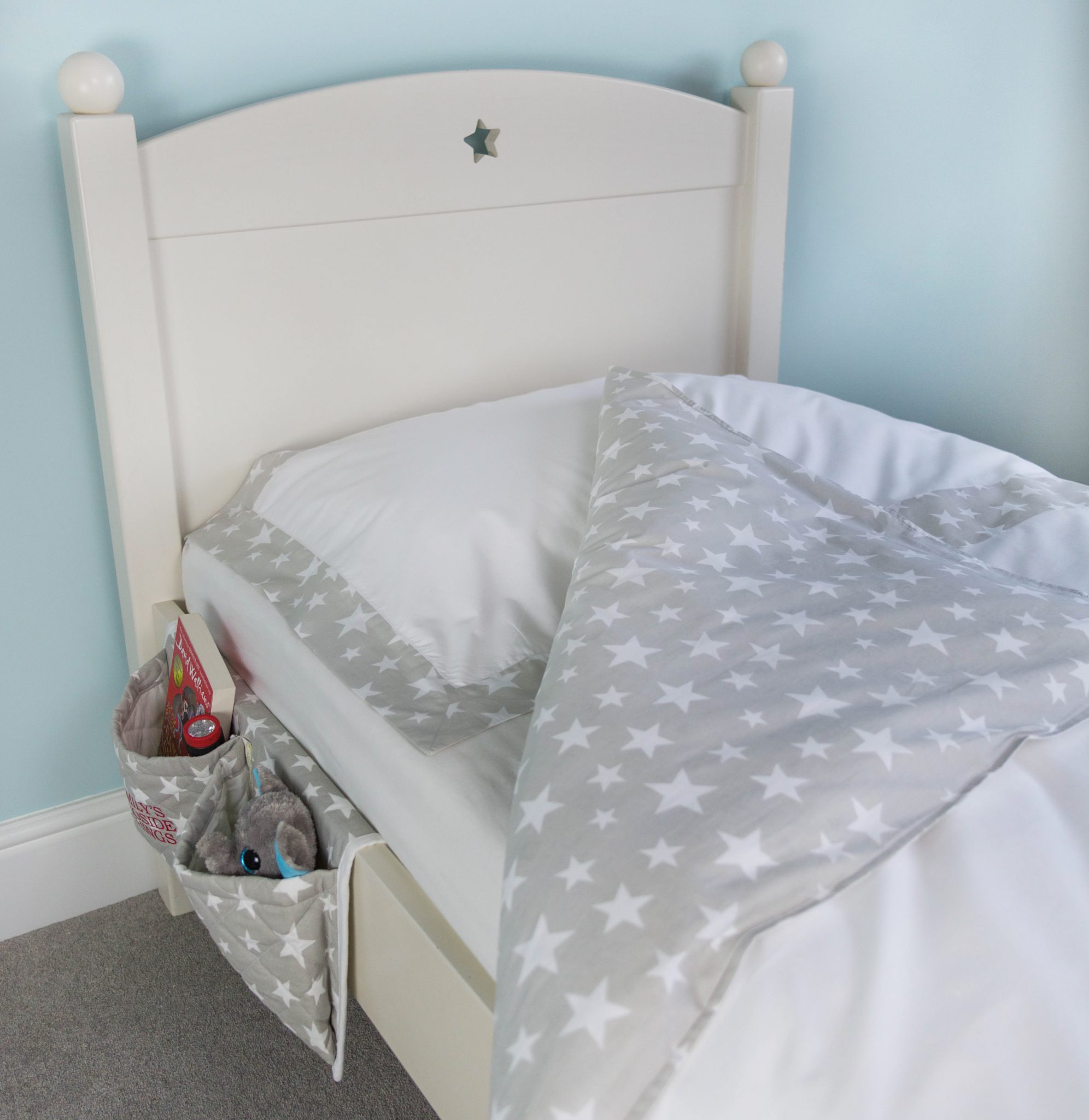 Cot Duvet Cover And Pillowcase